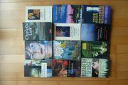 Büchersammlung Romane Charlotte Link