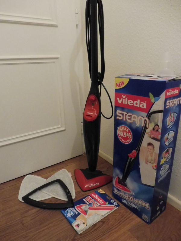 VILEDA Steam 146574 - neuwertig nur