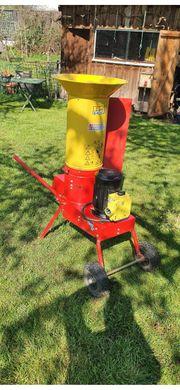 Gartenhäcksler 400 V