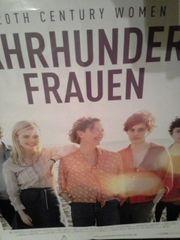 A1 Orginal Plakat Jahrhundertfrauen