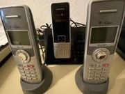 ISDN Schnurlos Telefon