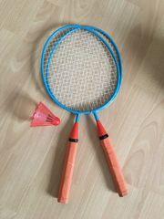 Schläger Badminton und Tischtennis