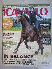 NEU ungelesen Zeitschrift CAVALLO 9