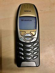Nokia 6310i schwarz gold