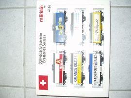 Märklin HO 2 Schweizer Güter--: Kleinanzeigen aus Bad Homburg Homburg - Rubrik Modelleisenbahnen