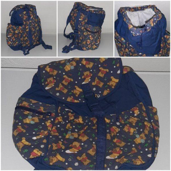 Bärchenrucksack Kinder Rucksack Babytasche