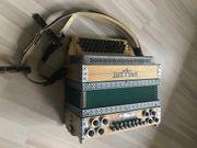 Steirische Harmonika Beltuna Alpstar IV