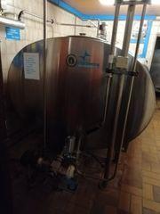 Milchkühltank 4500l von Müller zu