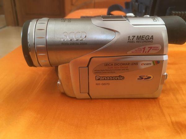 LEICA Filmcamera Panasonic DICOMAR 3 CCD LumiX