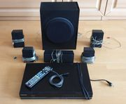 Samsung Heimkinosystem 5 1 schwarz