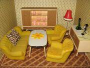 Crailsheimer Wohnzimmermöbel für Puppenmöbel-Puppenstube-Puppenhaus