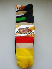 Street Fighter Socken
