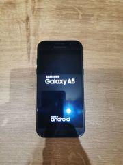 Samsung Galaxy A5 2017 schwarz -