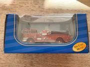 Fire Truck American Mint limitiert