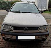 VW Golf 3 1 6
