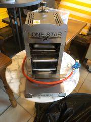 BeefMaker Lone Star Gasgrill grill