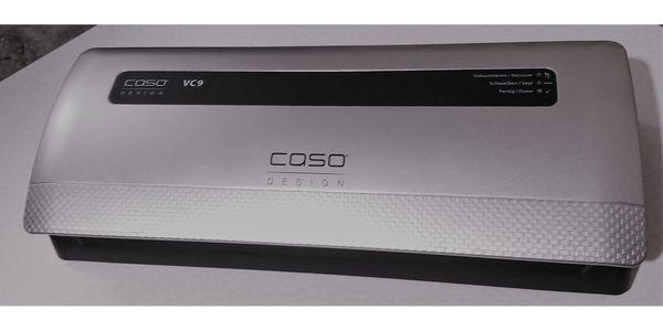 CASO VC9 Vakuumierer - Vakuumiergerät