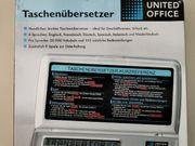 Taschenübersetzer 6 Sprachen