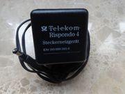 Telekom Rispondo 4 Steckernetzgerät 16
