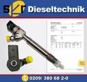 Einspritzdüse Injektor 0445110095 Mercedes 0986435012