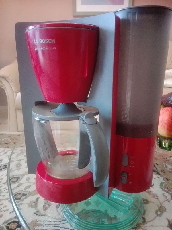 Bosch Filterkaffeemaschine