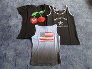 T-Shirt Gr S 3 Stück