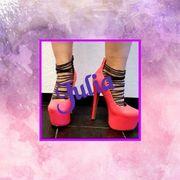 getragene Schuhe von mir Teil