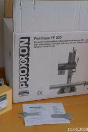 Proxxon Feinfräse FF 230 mit