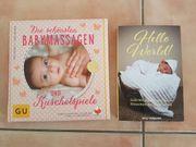Babymassage hello world Buch