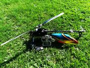 RC Heli Algin 550E Trex