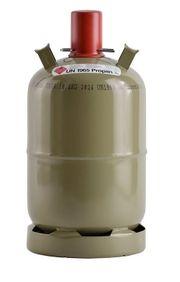 Tausche 11 kg Propan-Eigentumsflasche