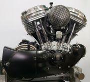 Harley Sportster Motor 883cm³ auf