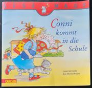 Kinderbuch Conni kommt in die