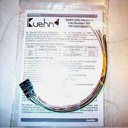 Kühn Kuehn Lokdecoder T65 DCC