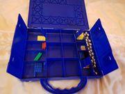 Supermag Magnetspielzeug Grundausstattung im Koffer