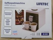 Lifetec MD 14020 Kaffeepadmaschine