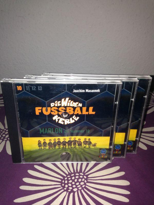 CD Die Wilden Kerle