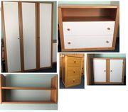 Hülsta Kinderzimmermöbel 1 Kleiderschrank 4