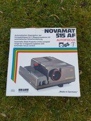 DIA-Projektor Braun Novamat 515 AF