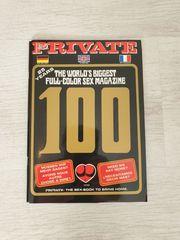 Verkaufe 51 PRIVATE Erotik Magazine
