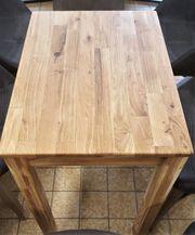 NEU - kleiner Eiche Massiv Tisch -