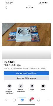 PS4 Set