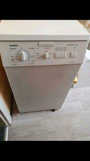 Waschmaschine Siwamat Siemens Toplader voll