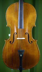Violoncello Alfredo CONTINO Neapel 1920