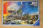 Puzzle Dinos 300 Teile von
