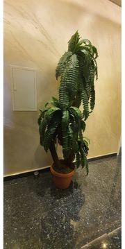 Plastikpflanze