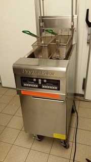 Frymaster Fritteuse Gasfritteuse 23 kw