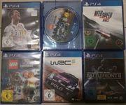 PS-4 Spiele
