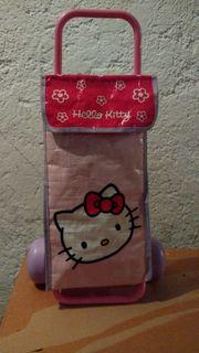 Hello Kitty Trolley zum Einkaufen
