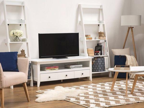TV Möbel weiss 3 Schubladen BERKELEY von Beliani in Berlin ...
